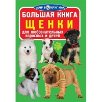 Большая книга. Щенки рус БАО 4005