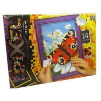 Набор для творчества Мозаика пиксель РМ-01-01,02,03,04,05,,,10