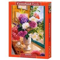 Пазлы Castorland Цветы в вазе 1000 эл С-104444