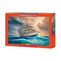 Пазлы Castorland парусник1000 эл С-104529