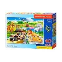 Пазлы Castorland 40 эл maxi В-040322