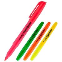 Набор текстовых маркеров 4 цвета 2-4мм Delta by Axent D2503-40