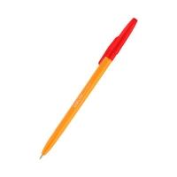 Ручка шариковая красная Axent DB2050-06