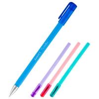 Ручка шариковая синяя Pastelini Axent AB1083-02-A