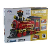 Конструктор Lego Technic Паровоз 372дет  1143