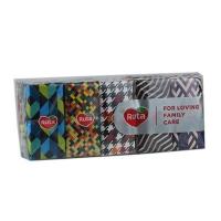 Платки носовые Ruta Style 10*10 3шары без аромата h9203