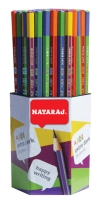 Карандаш чернографитный Nataraj Joi 2B заостренный 201048008