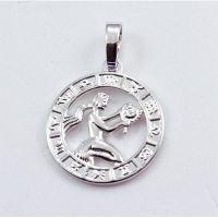Кулон Знак Зодиака Дева серебро 1-210-4 Куты Назар
