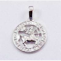 Кулон Знак Зодиака Стрелец серебро 1-210-7 Куты Назар