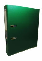 Папка регистратор А4 Economix 50 мм зеленая собранная Е39720-04