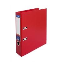 Папка регистратор А4 Economix 70 мм красная собранная E39721-03