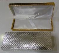 Футляр для ручек золото серебро 3-479 ( 20-446) (21632)