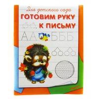 Прописи А5 для детского сада Готовим руку к письму Бамбук