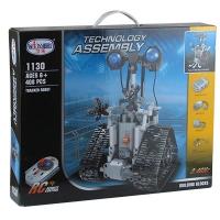 Конструктор Робот на пульте управления 408дет 1130