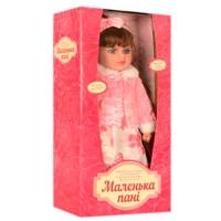 Кукла Маленькая пани музыкальная 4051