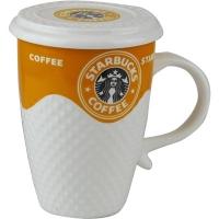 Чашка Starbucks c крышкой 57248