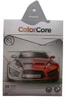 Карандаши цветные 36шт шестигранные+1 графитный Color Core MARCO 3100-36CB