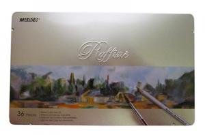 Карандаши цветные 36шт в металлической упаковке MARCO 7120-36TN