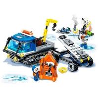 """Конструктор """"Арктичні пригоди"""" серія """"Рятувальники"""" JVToy 21001"""