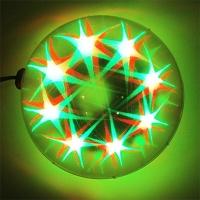Гирлянда электрическая Диско шар d15см LED 5-270 (6366)