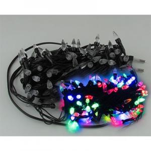 Гирлянда электрическая цветная 100л LED 5-273 (6366)