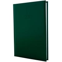 Ежедневник А5 датированный ALLEGRA зеленый Е21691-04