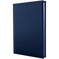 Ежедневник А5 датированный ALLEGRA темно-синий Е21691-24