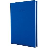 Ежедневник А5 датированный CAPYS синий Е21697-02