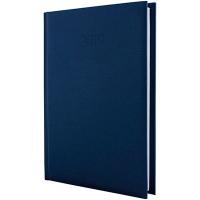 Ежедневник А5 датированный CAPYS темно-синий Е21697-24