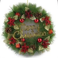 Рождественский венок Merry Cristmas 5-387 (6527)