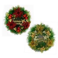 Рождественский венок Cristmas Greetings 5-389 (6527)