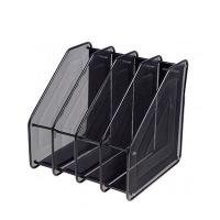 Лоток вертикальный 4 отделения металл сетка 5-706 9-555 (23584)