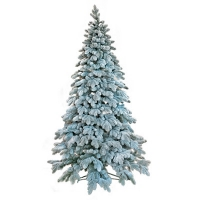 Искусственная елка заснеженная Vip Royal 2,1м №5