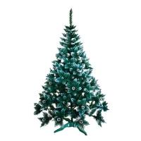 Искусственная елка Калина элитная серебро 2,2м