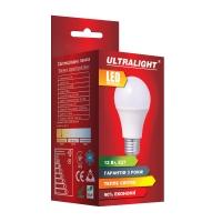 Лампа светодиодная LED-A60-12W-Y-E27