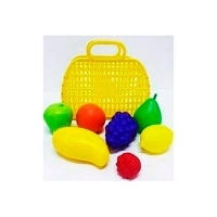 Корзинка с фруктами 7 предметов KW-04-463