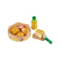 Развивающая игрушка Hongji Toys Корзина с выпечкой HJD93158C