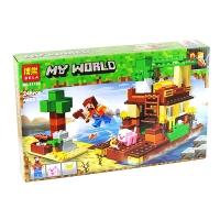 Конструктор Minecraft 248 дет 11136
