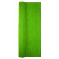 Гофрированная бумага салатовая 110% 3-233 (22224)