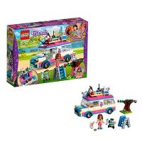 Конструктор LEGO Рабочий автомобиль Оливии 41333
