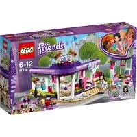 Конструктор LEGO Арт-кафе Емми 41336