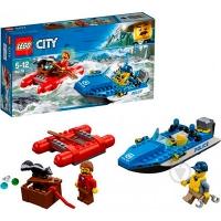 Конструктор LEGO Побег по бурной реке 60176
