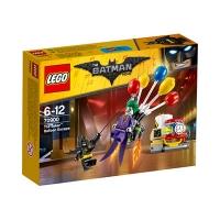 Конструктор LEGO Бегство Джокера на воздушных шарах 70900