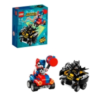 Конструктор LEGO Mighty Micros Бэтмен против Харли Квин 76092