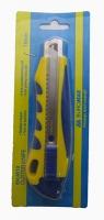 Нож универсальный 18мм металл. напр. резные вставки ВМ.4618