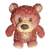 Игрушка резиновая детская мягкая Мишка арт185