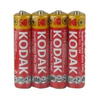 Батарейка мини пальчик солевая Kodak R03, AAA Цена за шт