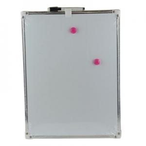 Доска сухостираемая магнитная 30*40 с маркером 3-144 (24180)