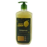Мыло жидкое хозяйственное Mister Lemon