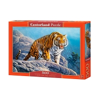 Пазлы Castorland тигр 500 эл В-53346